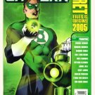 GREEN LANTERN SECRET FILES DC Comics 2005 Hal Jordan