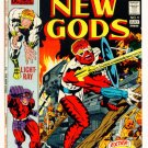 The NEW GODS #9 Marvel Comics 1972 Jack Kirby GIANT
