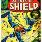 NICK FURY and his AGENTS OF SHIELD #1 Marvel Comics 1973