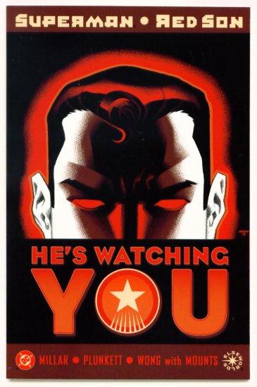 SUPERMAN RED SON #3 DC Comics 2003