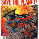 Superman Save the Planet Special #1 DC Comics 1998