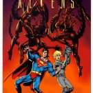 SUPERMAN ALIENS #2 Dark Horse and DC Comics 1995