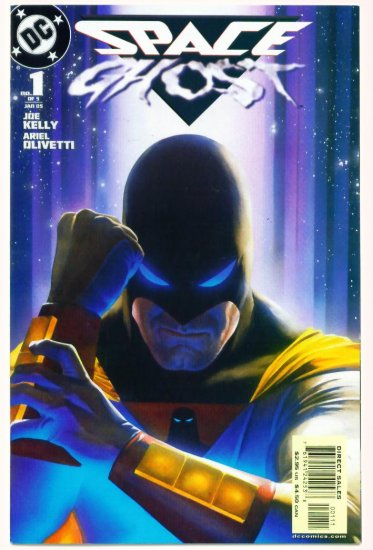 SPACE GHOST #1 DC Comics 2004