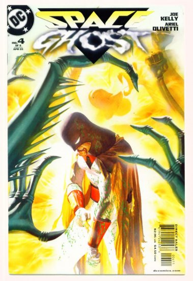 SPACE GHOST #4 DC Comics 2005