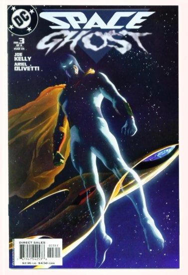 SPACE GHOST #3 DC Comics 2005