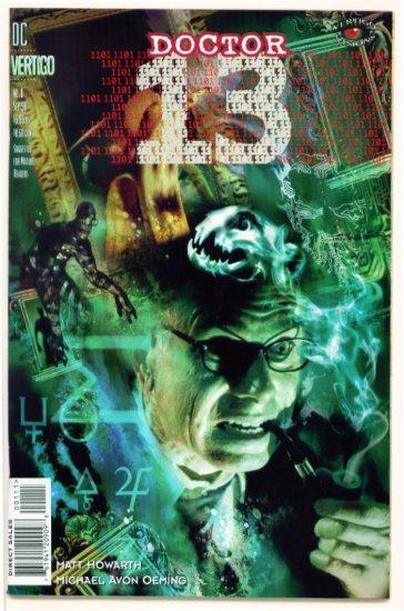 DOCTOR 13 #1 DC VERTIGO Comics 1998