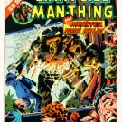 MAN-THING GIANT-SIZE #2 Marvel Comics 1974