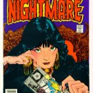 DOORWAY to NIGHTMARE #1 DC Comics 1978 Tarot Cover