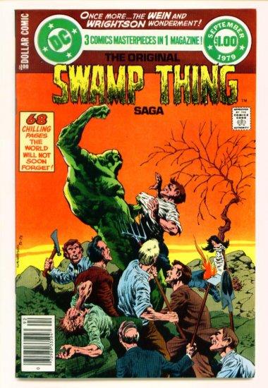 SWAMP THING DC SPECIAL #17 DC Comics 1979 Berni Wrightson