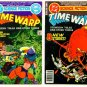 TIME WARP #1 and #2 DC Comics Dollar Giants 1979