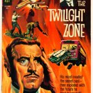 TWILIGHT ZONE #15 Gold Key Comics 1966 Rod Serling