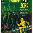 TWILIGHT ZONE #17 Gold Key Comics 1966 Rod Serling