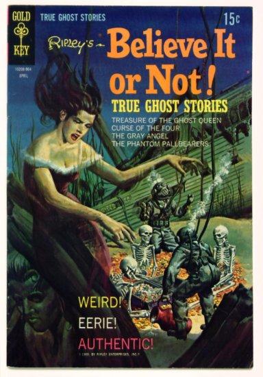 RIPLEYS BELIEVE IT OR NOT #13 Gold Key Comics 1969