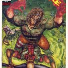 LEATHERFACE #4 Comico Comics 1991 Texas Chainsaw Massacre