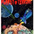 BASIL WOLVERTON's PLANET OF TERROR #1 Dark Horse Comics 1987