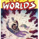 ALIEN WORLDS #3 Pacific Comics 1982 Bruce Jones