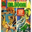ASTONISHING TALES #2 Marvel Comics 1970 Doctor Doom