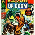 ASTONISHING TALES #8 Marvel Comics 1971 Dr. Doom GIANT