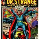 DOCTOR STRANGE Marvel Premiere #3 (1972) Barry Smith