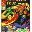 FANTASTIC FOUR #63 Marvel Comics 1967 Sandman