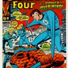 FANTASTIC FOUR #115 Marvel Comics 1971 Overmind