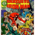 IRON MAN Super-Heroes #31 Marvel Comics 1971 GIANT