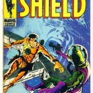NICK FURY Agent of SHIELD #11 Marvel Comics 1969