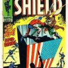 NICK FURY Agent of SHIELD #13 Marvel Comics 1969