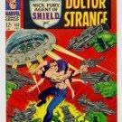 STRANGE TALES #153 Marvel Comics 1967 Steranko