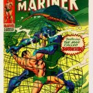 SUB-MARINER #10 Marvel Comics 1969 Origin Serpent Crown
