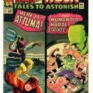 TALES to ASTONISH #64 Marvel Comics 1965 Incredible Hulk