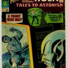 TALES to ASTONISH #72 Marvel Comics 1965 The Hulk