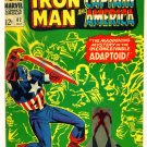 TALES of SUSPENSE #82 Marvel Comics 1966 IRON MAN CAPTAIN AMERICA