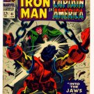 TALES of SUSPENSE #85 Marvel Comics 1967 IRON MAN CAPTAIN AMERICA