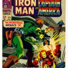 TALES of SUSPENSE #89 Marvel Comics 1967 IRON MAN CAPTAIN AMERICA