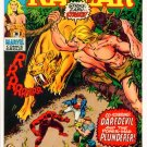 KA-ZAR #2 GIANT Marvel Comics 1970 X-Men and Daredevil