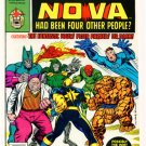 NOVA FANTASTIC FOUR WHAT IF ? #15 Marvel Comics 1979