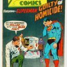 ACTION COMICS #358 DC Comics 1968 Superboy Supergirl