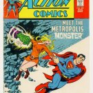ACTION COMICS #415 DC 1972 Superman Metamorpho