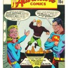 Supergirl and Superman ADVENTURE COMICS #384 DC 1969