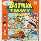 BATGIRL BATMAN FAMILY #6 DC Comics 1976 GIANT