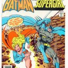 BATMAN and SUPERGIRL BRAVE and the BOLD #147 DC Comics 1979