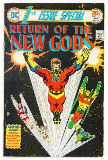 FIRST ISSUE SPECIAL #13 DC Comics 1976 The NEW GODS