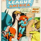 JUSTICE LEAGUE of AMERICA #109 DC Comics 1974 Hawkman Quits