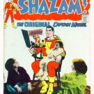 SHAZAM #6 DC Comics 1973 Captain Marvel INFINITY COVER