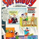 SUPERBOY #133 DC Comics 1966 Superboy Meets Robin