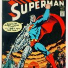 SUPERMAN #280 DC Comics 1974 Private Life of Clark Kent