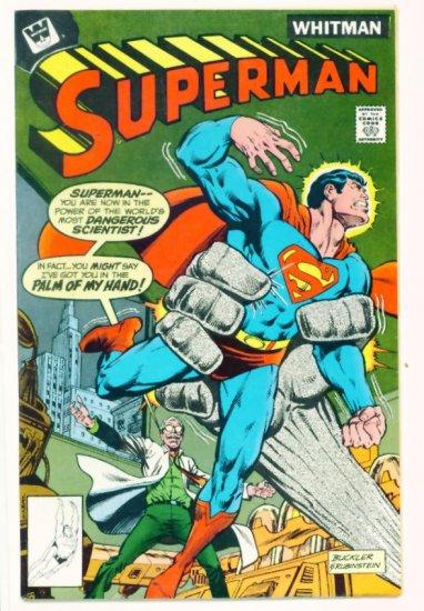 SUPERMAN #325 DC Comics 1978 Whitman Variant