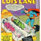 LOIS LANE #60 DC Comics 1965 Superman Lana Lang