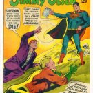 JIMMY OLSEN Superman's Pal #115 DC Comics 1968 Aquaman